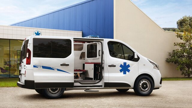 "Ambulancias"""