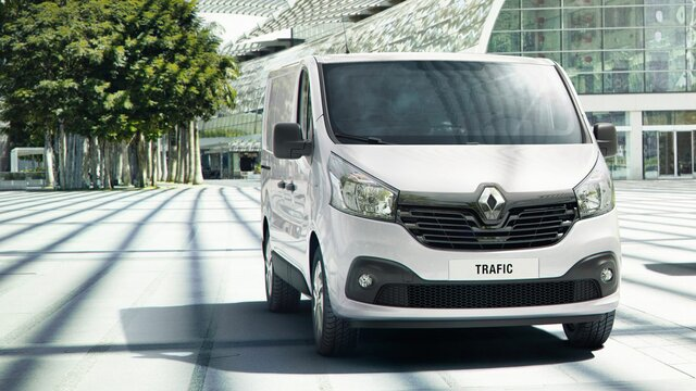 Renault TRAFIC entdecken