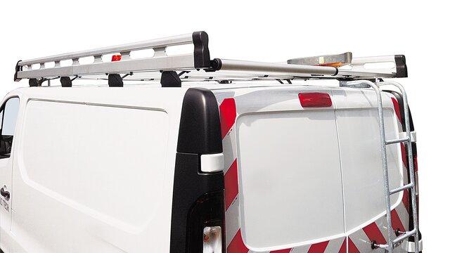 Renault TRAFIC – Barre portatutto in alluminio