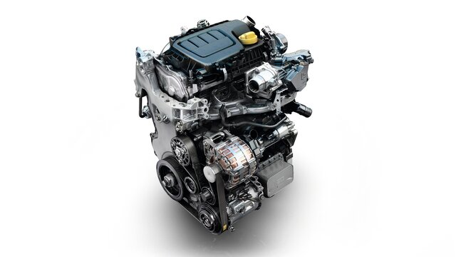 Renault TRAFIC Twin Turbo-Motor