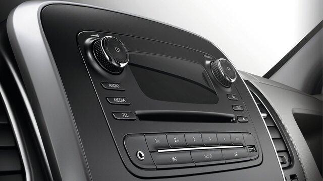 Renault TRAFIC Radio CD-Player R&Go