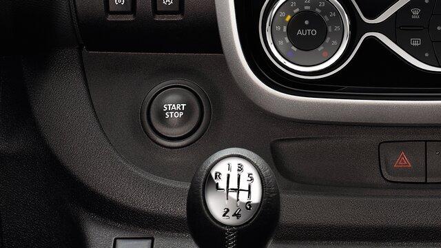 Renault TRAFIC Stop & Start