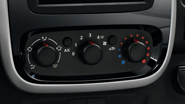 Renault TRAFIC Klimaanlage