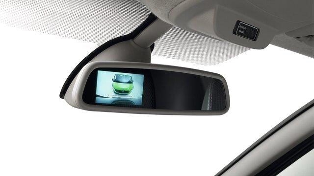 Renault TRAFIC Einparkhilfe hinten und Rückfahrkamera