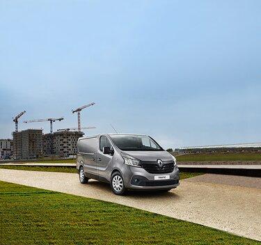 Renault TRAFIC per professionisti
