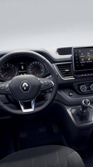 Der Neue Renault Trafic – Armaturenbrett