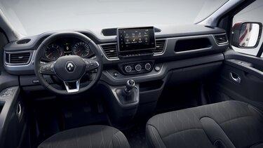 Der Neue Renault Trafic – Getriebe, Motorisierung