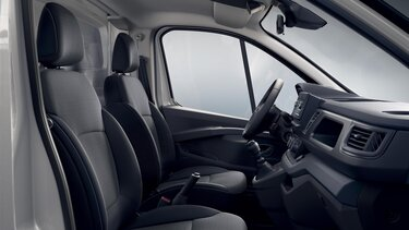 Der Neue Renault Trafic – Airbag