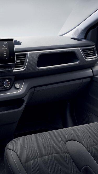 Der Neue Renault Trafic – Induktionsladegerät