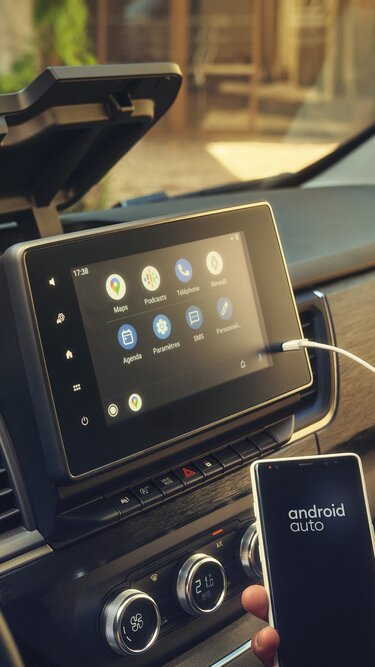 Der Neue Renault Trafic – Multimediasystem