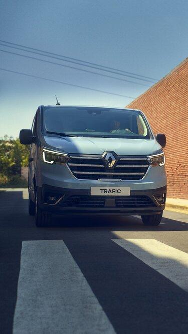 Der Neue Renault Trafic – Lackierungen