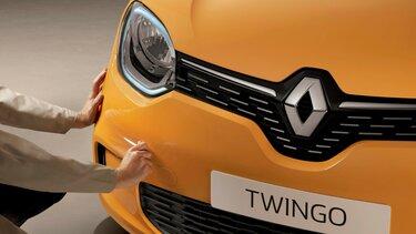 Película de proteção de carroçaria - Pack completo para o Novo TWINGO Electric