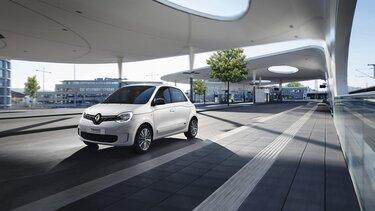 Električni gradski automobil TWINGO – izvana