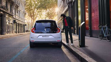 La citadine TWINGO Electric