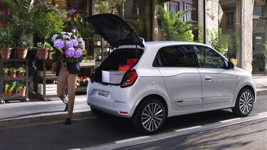 TWINGO Electric esterno - design