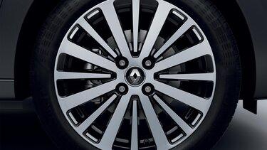 Vanjski dio električnog vozila TWINGO – plave bočne oznake