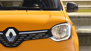 TWINGO Electric, exterior personalizable