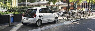 Nieuwe Renault TWINGO Electric