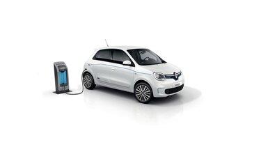 Der elektrische City Car TWINGO Z.E.