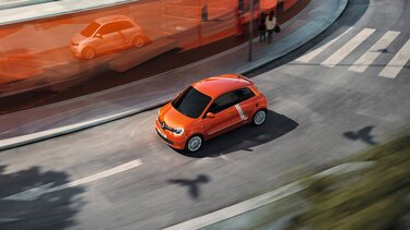 TWINGO Electric. - Elektrische stadsauto