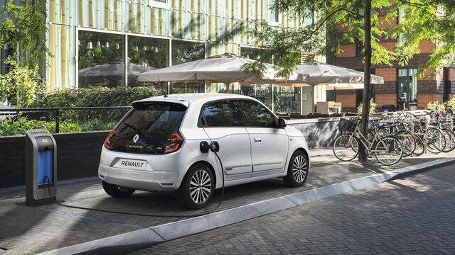 TWINGO kleiner elektrischer City Car