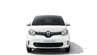 TWINGO elektrischer City Car