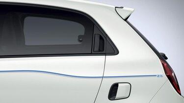 TWINGO Electric exterior personalizável