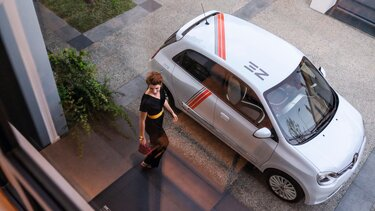 TWINGO Z.E. Vibes Limited Edition