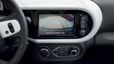 Parking camera - TWINGO ELECTRIC