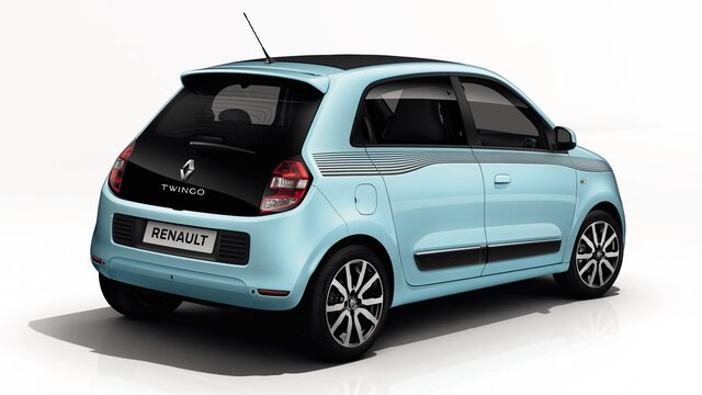 twingo zubeh r dachbox velotr ger renault. Black Bedroom Furniture Sets. Home Design Ideas