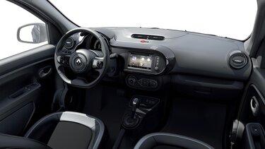 Twingo série limitée urban night - équipements