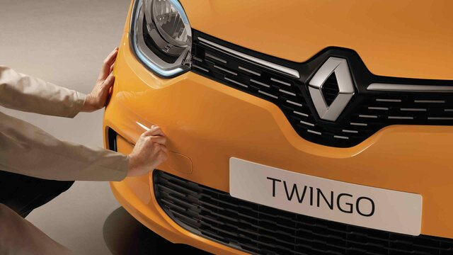 Renault TWINGO - Pack protection carrosserie