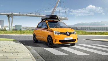 TWINGO attelage porte vélo