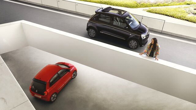 Renault TWINGO - Flexibiliteit