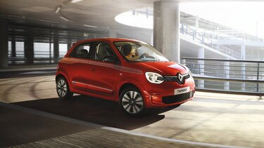 Renault TWINGO rode zijkant links