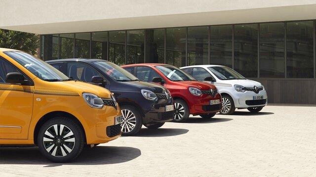 Renault TWINGO - Prijzen en acties