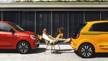 Renault TWINGO aussen