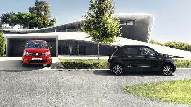 Renault TWINGO diseño