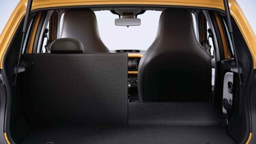 Renault TWINGO bagagliaio