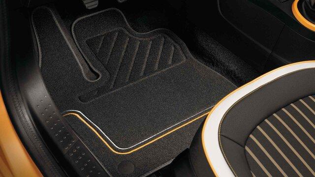 Renault TWINGO - Alfombrillas textiles Premium