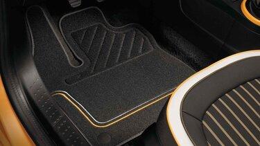 Renault TWINGO - Premium-Fußmatten