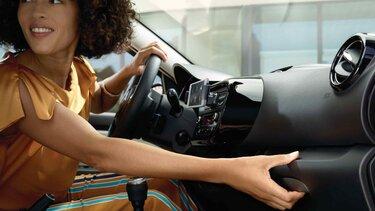 Renault TWINGO – notranjost
