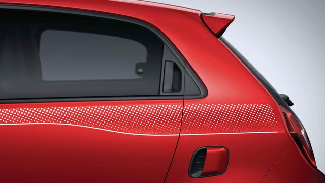 Renault TWINGO, brugertilpasning