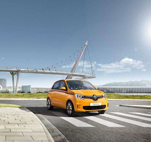 Renault TWINGO esterno