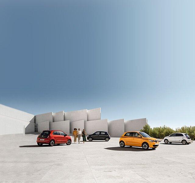 Renault TWINGO esterni