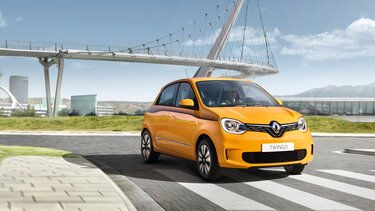 TWINGO kleiner City Car