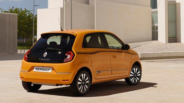 Renault leasen of financieren