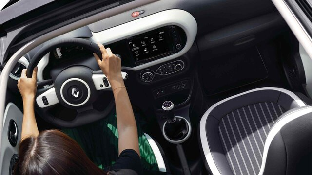 Renault TWINGO Easy Link