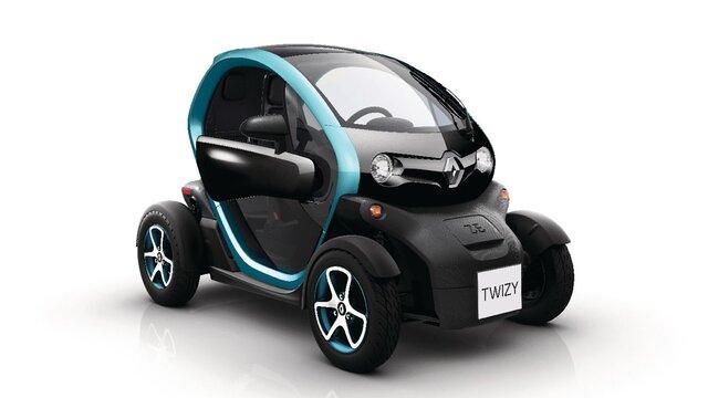 Renault TWIZY - 3D