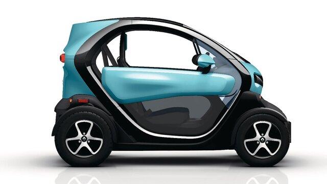 Renault TWIZY - Ontdekken